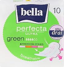 Voňavky, Parfémy, kozmetika Vložky Perfecta Green Drai Ultra, 10 ks - Bella