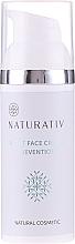 Voňavky, Parfémy, kozmetika Nočný krém na tvár - Naturativ Facial Night Cream 30+