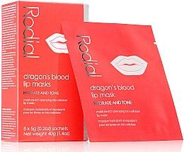 Voňavky, Parfémy, kozmetika Maska na pery - Rodial Dragon's Blood Lip Masks