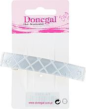 Voňavky, Parfémy, kozmetika Sponka do vlasov, perleťová - Donegal Automatic Hair Clip Barrette