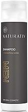 """Voňavky, Parfémy, kozmetika Šampón pre mužov """"Sila a lesk"""" - Naturativ Men Shampoo Strenght and Shine"""