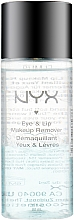 Voňavky, Parfémy, kozmetika Odličovač očí a pier - NYX Professional Makeup Eye & Lip Makeup Remover