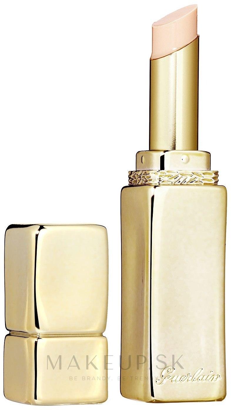 Vyrovnávací základ pre rúž - Guerlain KissKiss LipLift Smoothing Lipstick Primer — Obrázky 00
