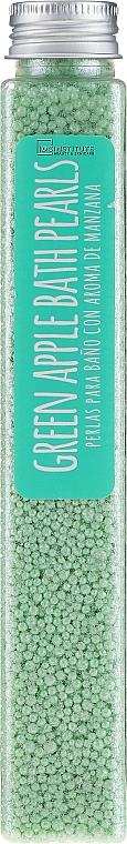 "Perly do kúpeľa ""Zelené jablko"" - IDC Institute Bath Pearls Green Apple"