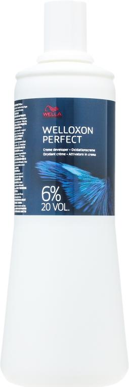 Oxidant - Wella Professionals Welloxon Perfect 6% — Obrázky N1