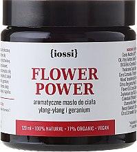 Voňavky, Parfémy, kozmetika Hydratačný telový olej s kokosovým olejom - Iossi Regenerating Body Butter