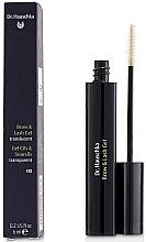 Voňavky, Parfémy, kozmetika Transparentný gél na obočie a mihalnice - Dr. Hauschka Brow and Lash Gel