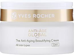 Voňavky, Parfémy, kozmetika Denný krém na tvár proti vráskam - Yves Rocher Anti-wrinkle Day Face Cream