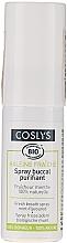 Voňavky, Parfémy, kozmetika Organický mätový sprej na osvieženie ústnej dutiny - Coslys