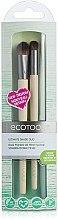 Voňavky, Parfémy, kozmetika Sada štetcov na očný make-up - EcoTools Ultimate Shade Duo