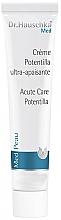 Voňavky, Parfémy, kozmetika Upokojujúci krém na telo - Dr. Hauschka Acute Care Cream Potentilla