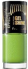 Voňavky, Parfémy, kozmetika Lak na nechty - Eveline Special Effects Gel Shine
