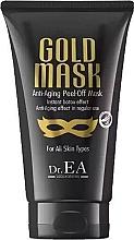Voňavky, Parfémy, kozmetika Maska na tvár - Dr.EA Gold Mask