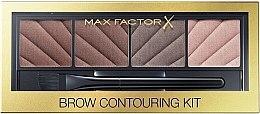 Voňavky, Parfémy, kozmetika Paleta na konturovanie obočia - Max Factor Brow Contouring Powder Kit