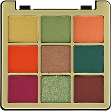 Voňavky, Parfémy, kozmetika Paleta očných tieňov - Anastasia Beverly Hills Norvina Pro Pigment Mini №2