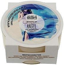 Voňavky, Parfémy, kozmetika Vonná sviečka - House of Glam Beware of Angel Candle (mini)