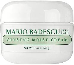 Voňavky, Parfémy, kozmetika Hydratačný krém na tvár - Mario Badescu Ginseng Moist Cream