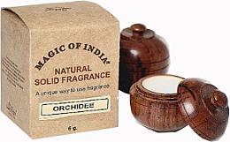"""Voňavky, Parfémy, kozmetika Prírodný krémový parfum """"Orchidee"""" - Shamasa"""