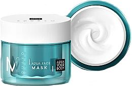 Voňavky, Parfémy, kozmetika Hydratačná maska na tvár - AQUAYO Aqua Face Mask