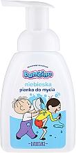 Voňavky, Parfémy, kozmetika Pena na umývanie rúk a tela, modrá - Nivea Bambino Kids Bath Foam Blue