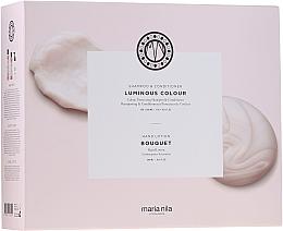 Voňavky, Parfémy, kozmetika Sada - Maria Nila Luminous Colour Gift Set (h/shm/350ml + h/cond/300ml + h/soap/300ml)