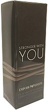 Voňavky, Parfémy, kozmetika Giorgio Armani Emporio Armani Stronger With You - Toaletná voda (mini)