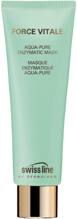 Hydratačná maska na tvár - Swiss Line Force Vitale Aqua-Pure Enzymatic Mask