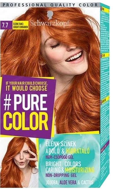 Farba na vlasy - Schwarzkopf Pure Color — Obrázky N1