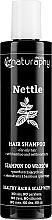 Voňavky, Parfémy, kozmetika Regeneračný šampón s bambusovým a žihľavovým extraktom - Bluxcosmetics Naturaphy Hair Shampoo