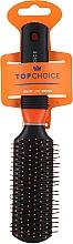 Voňavky, Parfémy, kozmetika Kefa na vlasy, 2229, čierno-oranžová - Top Choice
