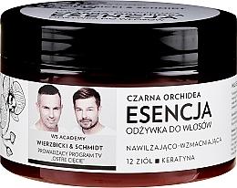 """Voňavky, Parfémy, kozmetika Esencia na vlasy """"Čierna orchidea"""" - WS Academy Black Orchid Nourishing Essence"""
