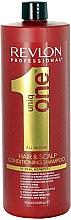 Voňavky, Parfémy, kozmetika Šampón-kondicionér na vlasy - Revlon Revlon Professional Uniq One All In One Conditioning Shampoo