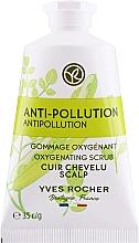 Voňavky, Parfémy, kozmetika Scrub na pokožku hlavy - Yves Rocher Oxygenating Scrub