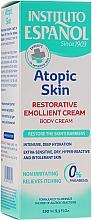 Voňavky, Parfémy, kozmetika Krémová emulzia - Instituto Espanol Atopic Skin Restoring Emollient Cream