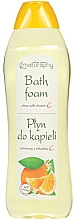 "Voňavky, Parfémy, kozmetika Pena do kúpeľa ""Citrus s vitamínom C"" - Bluxcosmetics Naturaphy Citrus & Vitamin C Bath Foam"