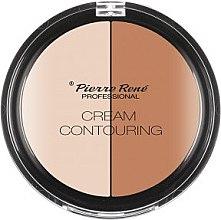 Voňavky, Parfémy, kozmetika Kontúrovacia paleta - Pierre Rene Cream Contouring
