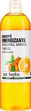 Voňavky, Parfémy, kozmetika Šampón - Tot Herba Tangerine and Orange Energizing Shampoo