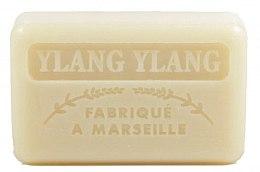 """Voňavky, Parfémy, kozmetika Marselské mydlo """"Ylang ylang"""" - Foufour Savonnette Marseillaise Ylang Ylang"""