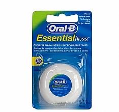 """Voňavky, Parfémy, kozmetika Zubná niť """"mätová"""" - Oral-B Essential Floss"""