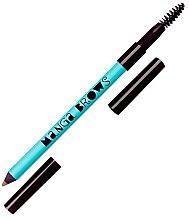 Voňavky, Parfémy, kozmetika Obojstranná ceruzka na obočie - Neve Cosmetics Manga Brows