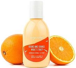 Voňavky, Parfémy, kozmetika Sprchový gél s pomarančovým olejom a extraktom z čiernych ríbezlí - Uoga Uoga Shower Gel
