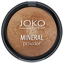 Voňavky, Parfémy, kozmetika Púder na tvár - Joko Mineral Powder