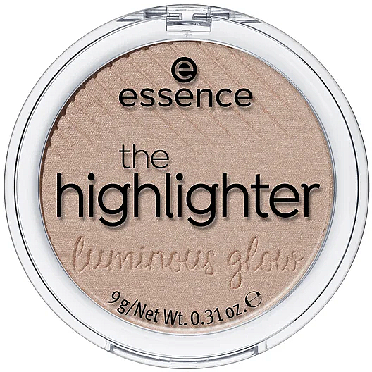 Rozjasňovač na tvár - Essence The Highlighter Lumirous Glow