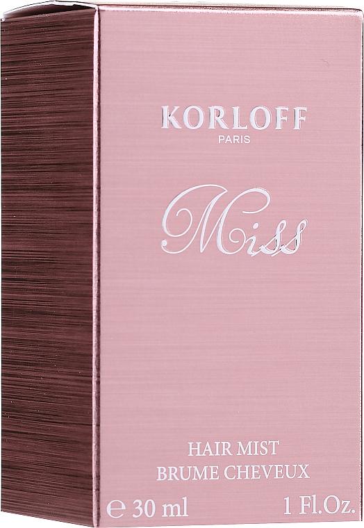 Korloff Paris Miss - Hmla na vlasy