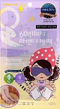 Voňavky, Parfémy, kozmetika Čistiace náplasti na chodidlá - Pilaten Plastry Detox Lavender