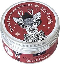 "Voňavky, Parfémy, kozmetika Čistiaca pena na tvár ""Pralinka"" - LaQ Natural Face Cleansing Mousse Relaxing Pralinka"