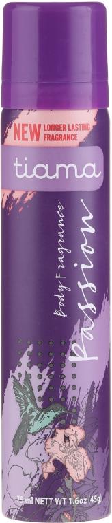 Dezodorant - Tiama Body Deodorant Passion