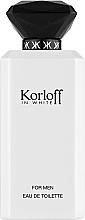 Voňavky, Parfémy, kozmetika Korloff Paris Korloff In White - Toaletná voda