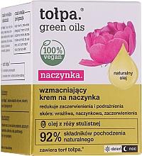 Voňavky, Parfémy, kozmetika Spevňujúci krém na cievnu pokožku - Tolpa Green Oils Cream