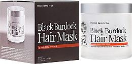 Voňavky, Parfémy, kozmetika Maska na vlasy - Natura Siberica Fresh Spa Russkaja Bania Detox Black Burdock Hair Mask